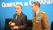 """Operazione """"Strade sicure"""": il Questore di Catania incontra i militari"""