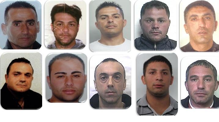 Arresti Clan Cappello 2