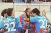 """Catania Social: il capitano unisce, Russotto """"abbraccia"""" la tifoseria rossazzurra"""