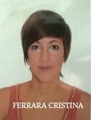 Crstina Ferrara, 22 anni