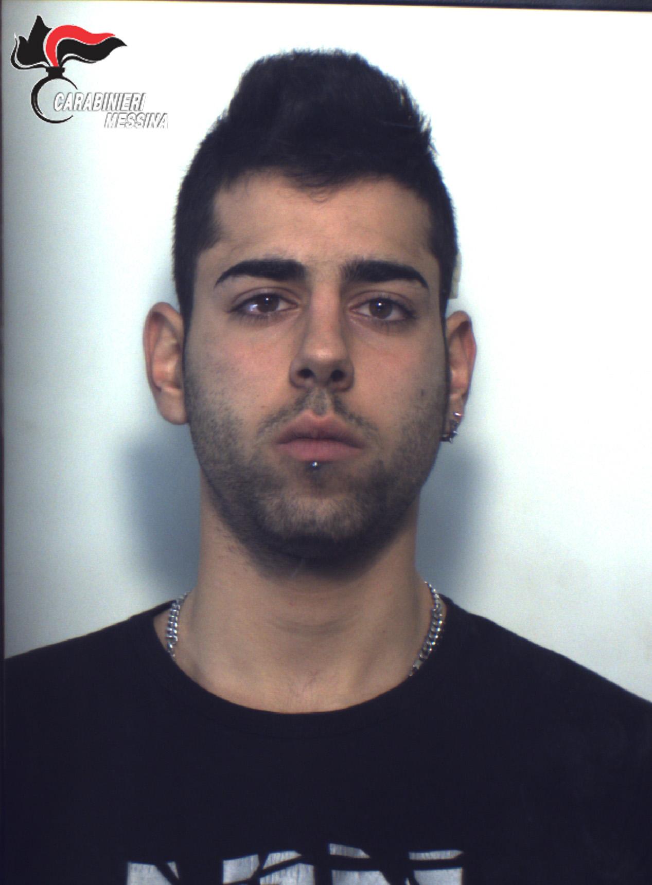 Antonino Di Blasi, 20 anni
