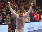 Daniele Garozzo oro a squadre nella tappa di Coppa del Mondo a Parigi