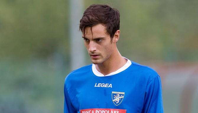 Davide Bertoncini, nuovo centrale difensivo del Trapani