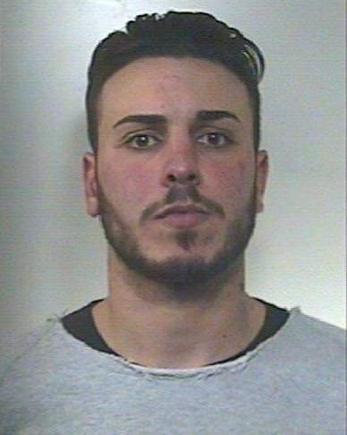 Fabrizio Colombo, 25 anni