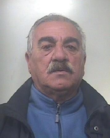 Florio Carmelo, 65 anni