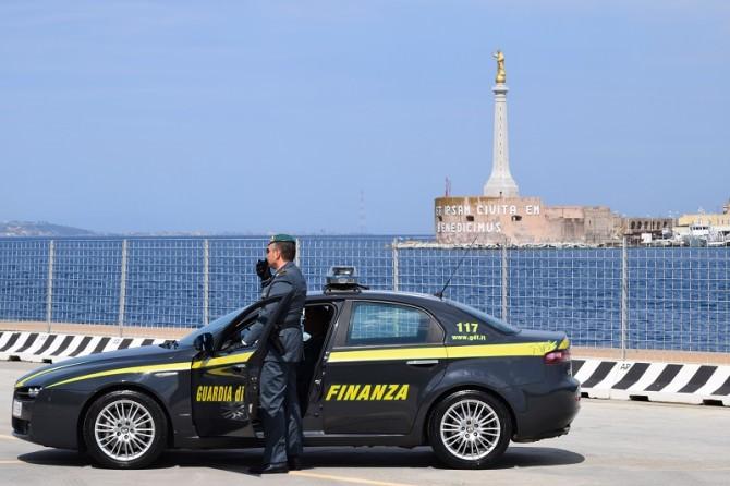 Guardia Finanza Messina
