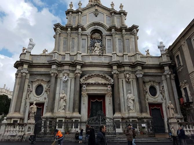Duomo, Catania