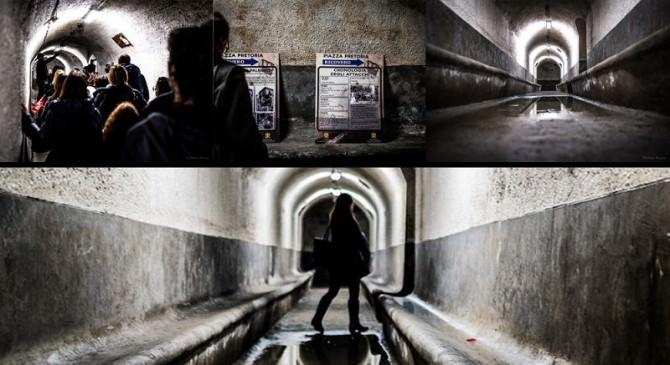Aperte le visite del rifugio antiaereo sotto Piazza Pretoria