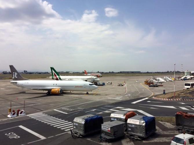 Record per l'aeroporto di Fontanarossa Catania e Comiso 4 a livello italiano