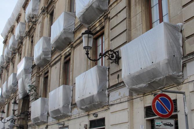 """Sant'Agata in un """"campo minato"""": tra problemi di viabilità e balconi """"pericolanti"""""""
