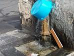 """Erio Buceti: """"Fontanelle danneggiate e mal funzionanti, è colpa dei vandali"""""""