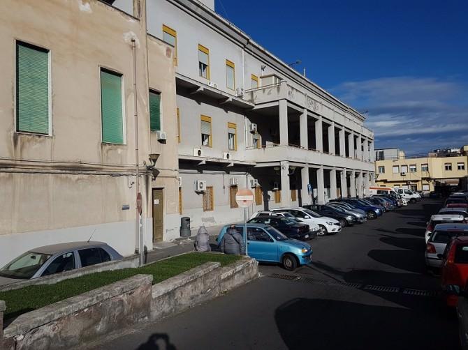 Foto ospedale Garibaldi vecchio