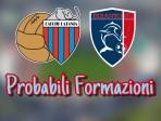 Fußball- Stadion Stadio Angelo Massimino in Catania auf der italienischen Insel Sizilien