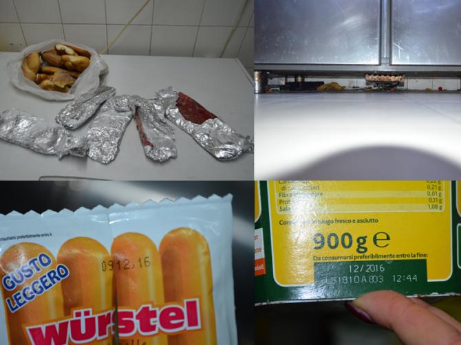 """Igiene e sanità nei bar: prodotti scaduti e cattiva conservazione da """"Balsamo"""", migliaia di euro di verbale. Verifiche anche a """"Quaranta"""" e """"Zito"""""""