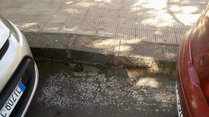 Buche profonde per le strade della III municipalità: un grosso problema