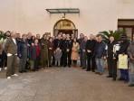 Pranzo solidale al comando legione carabinieri Sicilia