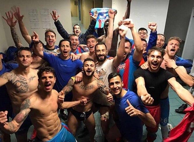 Catania Social, la vittoria alza il morale di tutti: la festa dei protagonisti