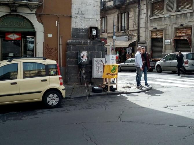 Catania: troppo rumore e smog, Legambiente interviene con Treno Verde