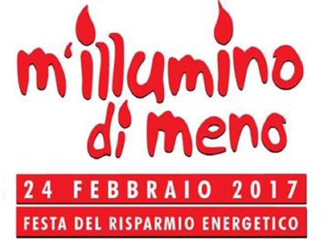 San Benedetto, Venerdì 24 febbraio torna ''M'Illumino di Meno''