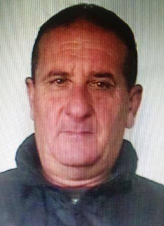 Santgo Contarino, 60 anni