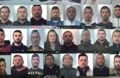 Operazione Teseo: NOMI e FOTO dei 24 arrestati allo Zen 2 per traffico di stupefacenti