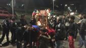 Sant'Agata vista dai ragazzi di Monte Pò: si costruiscono la propria Candelora