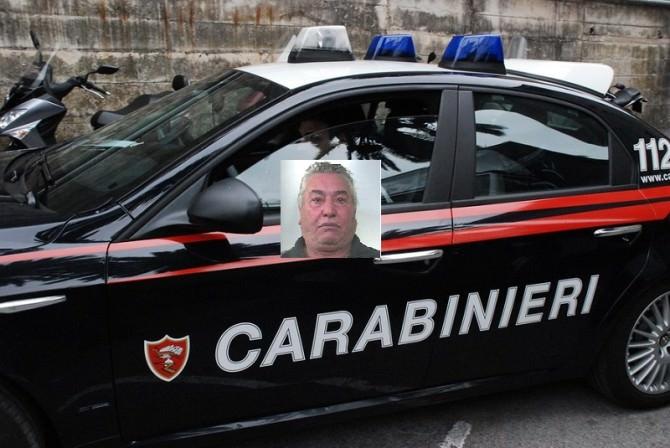 carabinieri scaccia