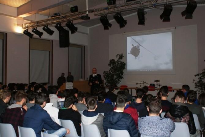 cultura legalit� Carabinieri Vittoria (RG)