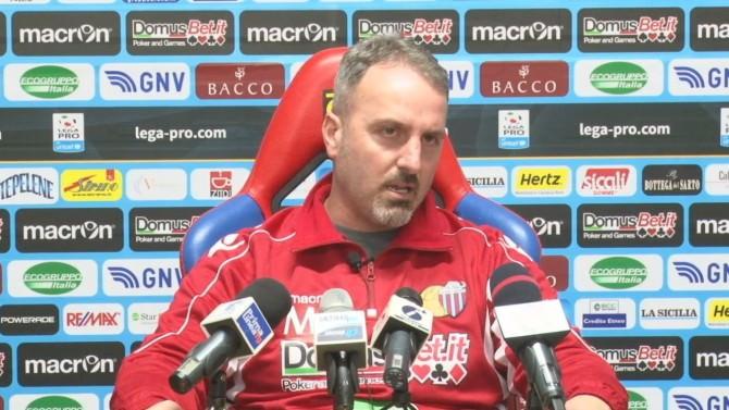 Petrone lascia il Catania e Lo Monaco dichiara: