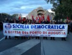 Sicilia democratica foto manifestazione 1