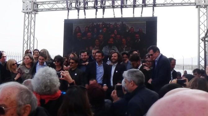 Comunali di Palermo, convention del candidato sindaco M5S Forello