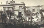 Un angolo scomparso di Catania : Villa Passari in via Etnea