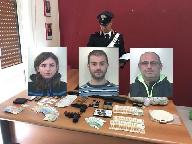 Arresto ad Avola