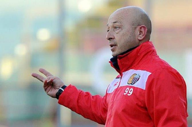 Giovanni Pulvirenti, nuovo tecnico del Catania