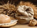 Grano farina e pane