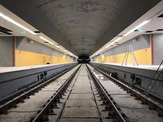 Il 28 marzo si inaugura un altro tratto metro: l'annuncio su fb del sindaco Bianco