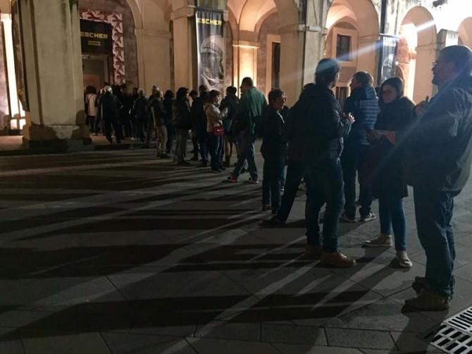 Escher conquista tutti oltre mille visitatori al palazzo for Escher mostra catania