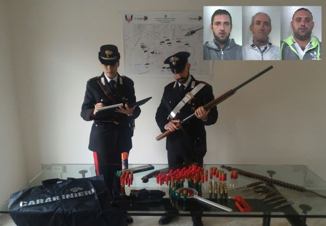 Contursi Terme: nasconde in casa hashish, marijuana e cocaina. Arrestato 47enne