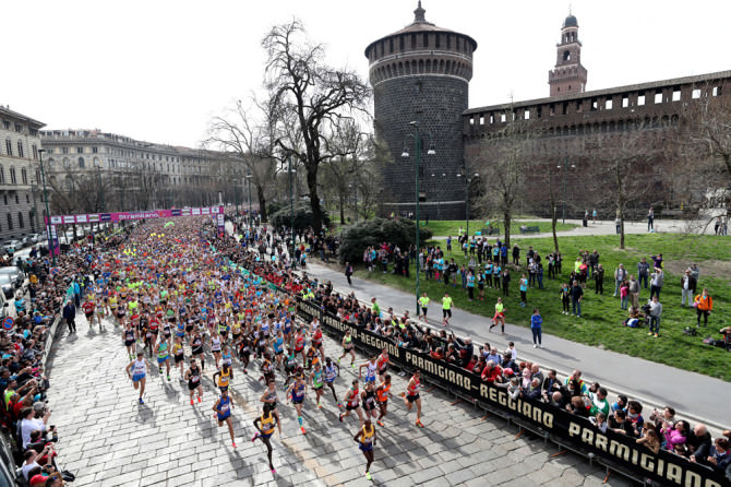 Stramilano-Half-Marathon