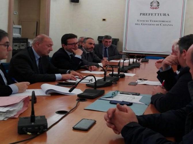 Tavolo Tecnico Prefettura Amt amministrazione