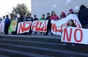 """Il """"No alla violenza"""" di Pedara continua: FOTO e VIDEO della manifestazione pomeridiana"""