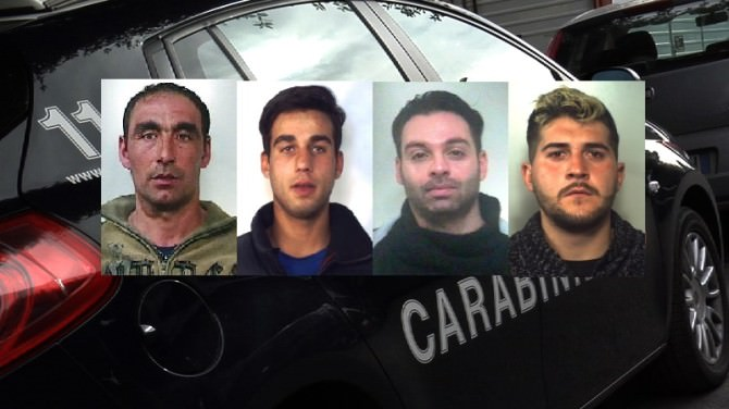 carabinieri 13 marzo