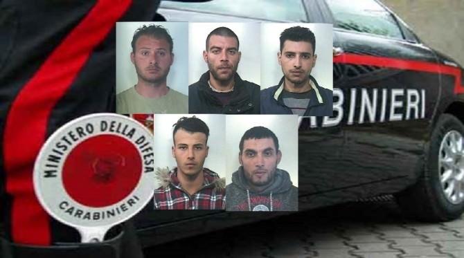 carabinieri 13 matzo siracusa