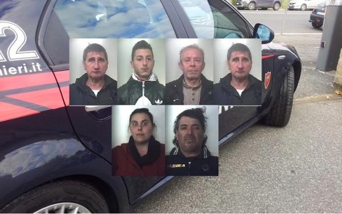 carabinieri mattinale 14 marzo