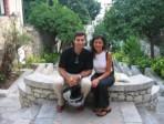 Nella foto Giuseppe Marletta con la moglie Irene (fonte: Giornalettismo.it)