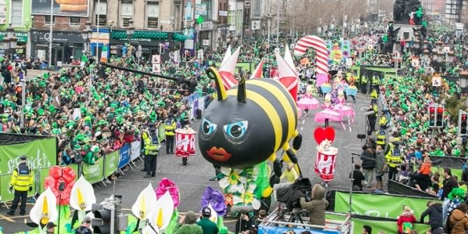 St. Patricks Festival  - Alan Rowlette Photography