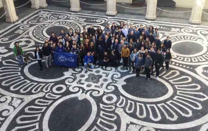 Welcome Day Erasmus, l'Università di Catania accoglie 70 nuovi studenti stranieri