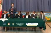 """Il Ministro Orlando a Librino: grande accoglienza all'Istituto """"Pestalozzi"""""""