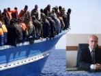Migranti Zuccaro