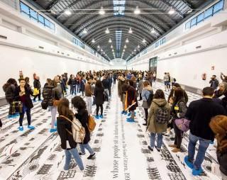 Palermo: grande successo di Odyssey di Ai Wewei